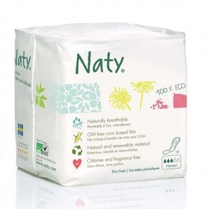 Absorbante Eco - Naty