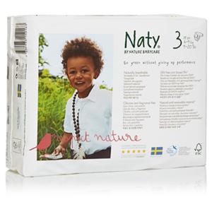 Scutece Eco - Naty