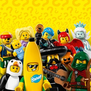 Minifigurine Lego
