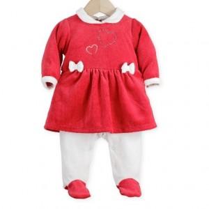 Costumas Craciun-fetita-3-18-luni-cod-8121000